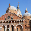 Padua basilica — Stock Photo