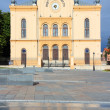 Foto Stock: Pecs sinagogue