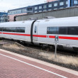 Stock Photo: Deutsche Bahn express