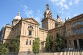 Barcelona - Palau Nacional — Stock fotografie