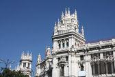 Madrid — Foto de Stock