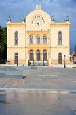 Pecs sinagogue — Stock Photo