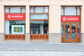 Vodafone Hungary — Stock Photo