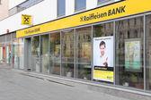 Raiffeisen Bank — Stock Photo