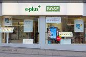 E-Plus Base — Stock Photo