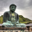 great buddha in kamakura — Stock Photo