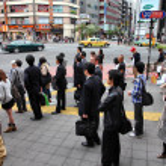 Shinjuku, tokyo — Foto Stock