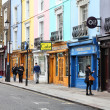 London - Notting Hill — Stock Photo