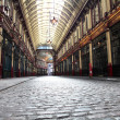 London - Leadenhall Market — Stock Photo