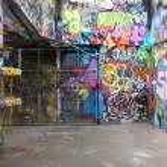 London graffiti — Stock Photo #29936559