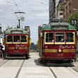 Melbourne tram — Stock Photo