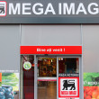 Mega Image supermarket — Stock Photo