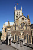 London - Southwark Cathedral — Stock Photo