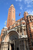 Westminster Cathedral, London — Stock Photo