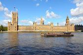 London - palace of westminster — Stockfoto
