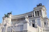 Vittoriano, Rome — Stock Photo