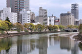 Hiroshima — Zdjęcie stockowe