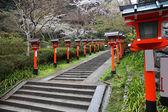 Kurama Temple, Kyoto — Stock Photo