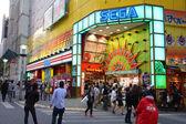 Sega in Ikebukuro, Tokyo — Stock Photo
