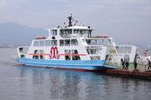 Hiroshima - Miyajima ferry — Stock Photo