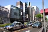 Nagoya taxi — Stock Photo