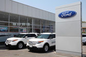 Ford — Stock Photo