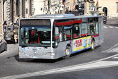 Rome city bus — Stock Photo