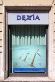 Dexia company — Stock Photo