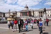 London - Trafalgar Square — Stock Photo