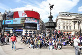 London - Piccadilly — Stock Photo