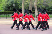 London - Changing of the Guard — Stock Photo