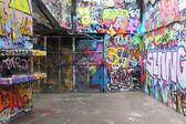 London graffiti — Stock Photo
