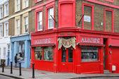London - Notting Hill — Stock Photo