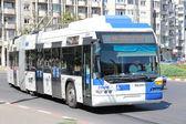 Neoplan trolleybus — Stock Photo