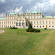 Vienna - Belvedere — Stock Photo