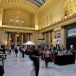 Chicago Union Station — Stock Photo #29946035