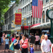 Boston - Quincy Market — Stock Photo