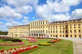 Schoenbrunn Palace, Vienna — Stock Photo