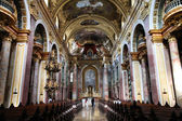 Vienna - Jesuits Church — Stock Photo