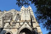 New York cathedral — Stock Photo