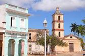 Cuba - Remedios — Stock Photo