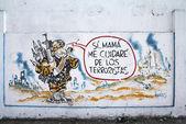 Cuban propaganda — Stock Photo