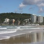 Gold Coast — Stock Photo