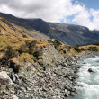 Stock Photo: new zealand landscape
