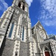 Christchurch cathedral — Foto de Stock