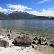 Stock Photo: Manapouri, New Zealand