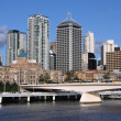 Brisbane city — Stock Photo