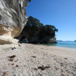 Cathedral Cove — Stock Photo