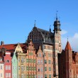 Gdansk, Poland — Stock Photo #29962043