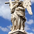 Stock Photo: Angel statue in Rome